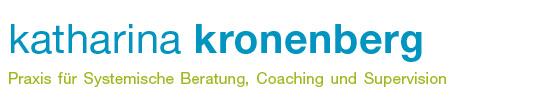 Katharina Kronenberg | Praxis für systemische Beratung, Coaching und Supervision